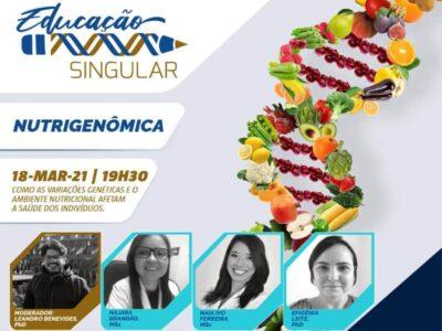 Nutrigenômica: Como as variações genéticas e o ambiente nutricional afetam a saúde dos indivíduos