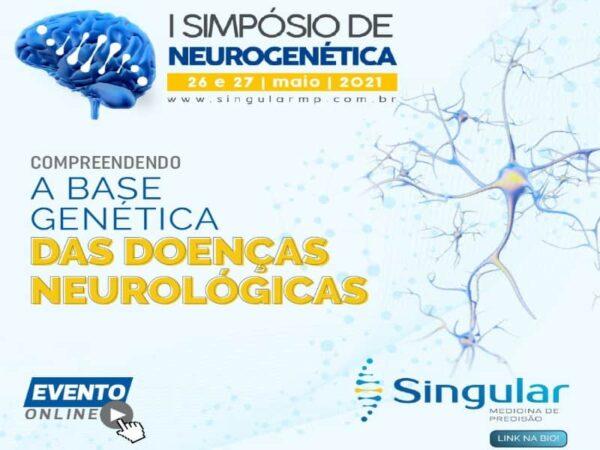 1º Simpósio de Neurogenética