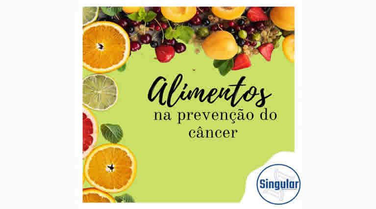A Nutrigenômica no Câncer