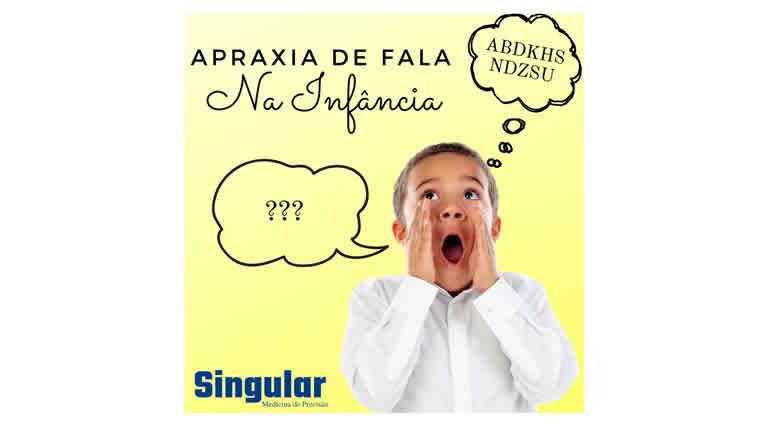 Você sabe o que é Apraxia de Fala na Infância?
