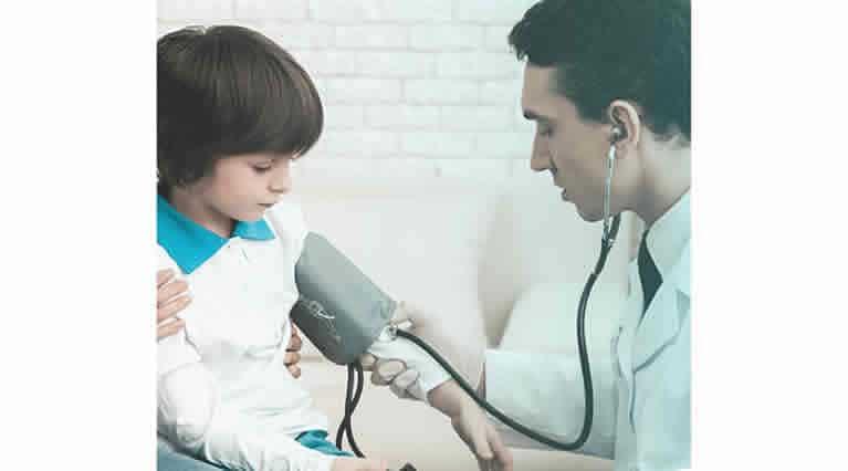 Criança Pode ter Hipertensão?