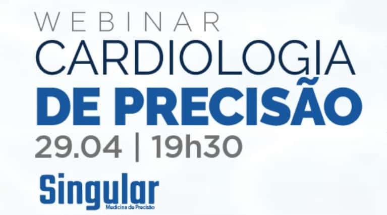 Webinar de Cardiologia de Precisão