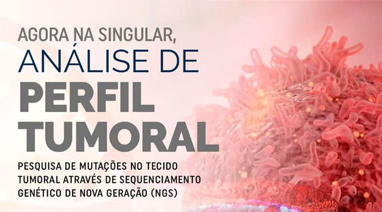 Agora na Singular, Análise de Perfil Tumoral