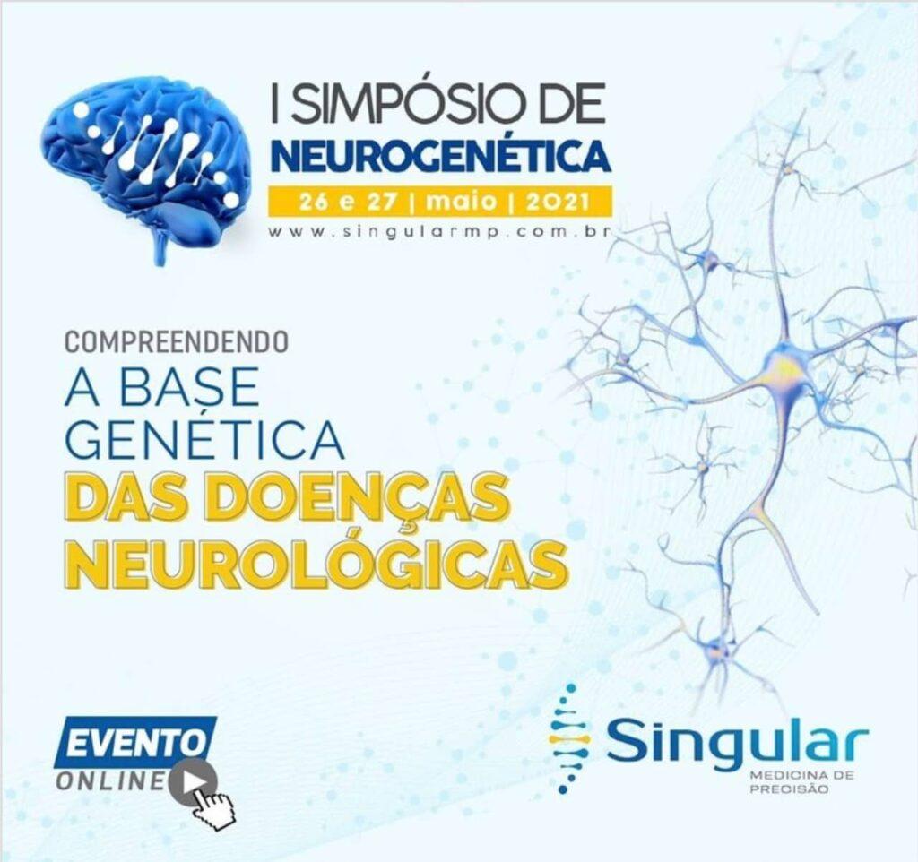 Singular Medicina de Precisão - Simpósio de Neurogenética